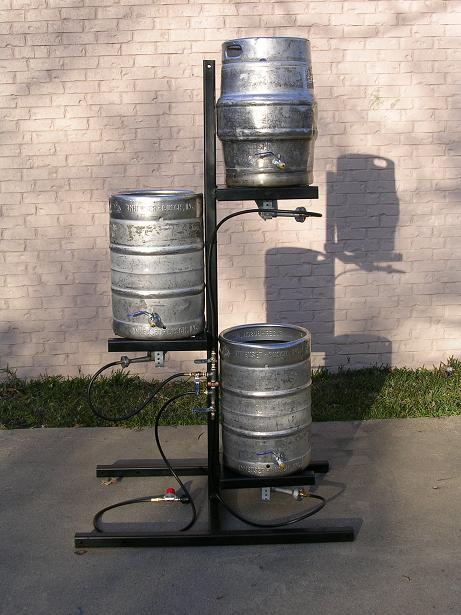 3 Tier Beer Brewing System